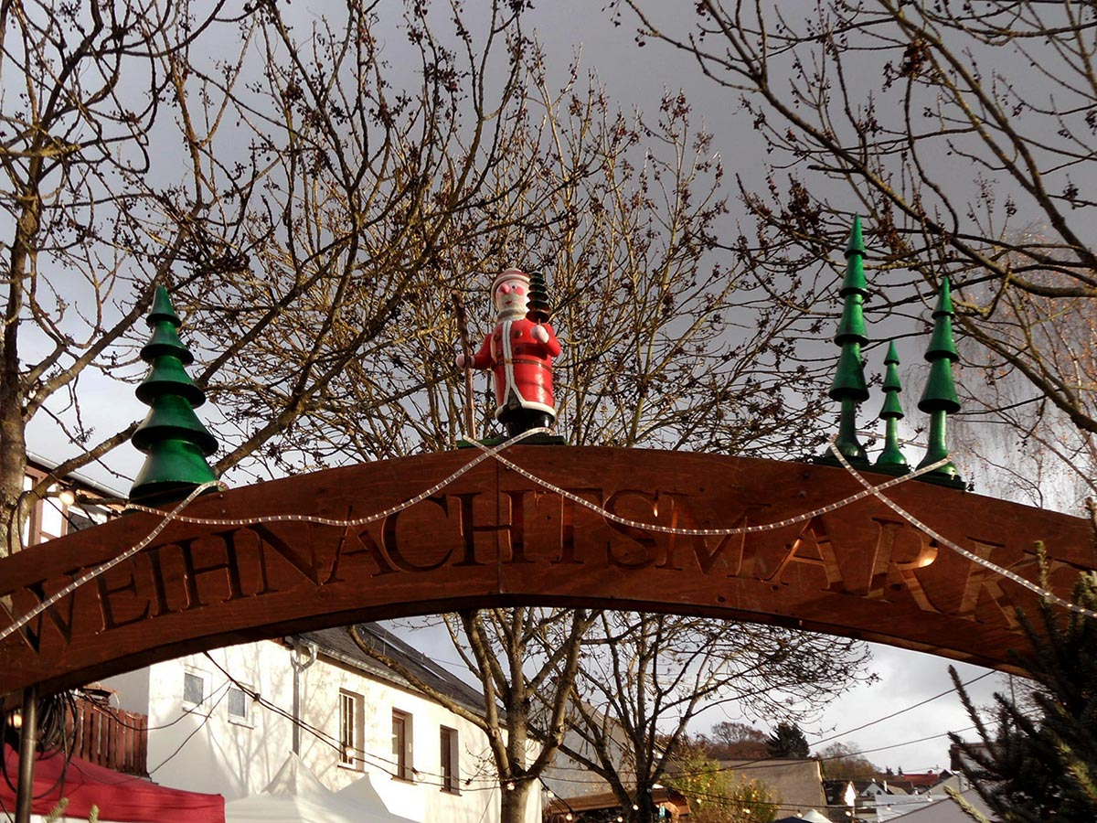 Weihnachtsmarkt Koblenz-Arzheim