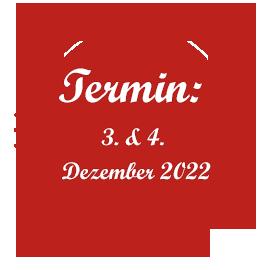 Termin: 1. & 2. Dezember 2018